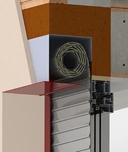 Konfigurátor venkovní rolety - Schránka - Rono/Vario - pro venkovní rolety