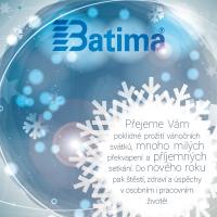 PF 2016 - přeje výrobce venkovních rolet Batima